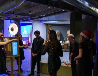 Festa Aziendale Zobele, Cantine Rotari Mezzocorona, 11 dicembre 2019