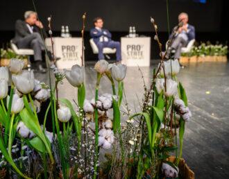 Convegno medico scientifico, Teatro Sociale, Trento, Gennaio 2020